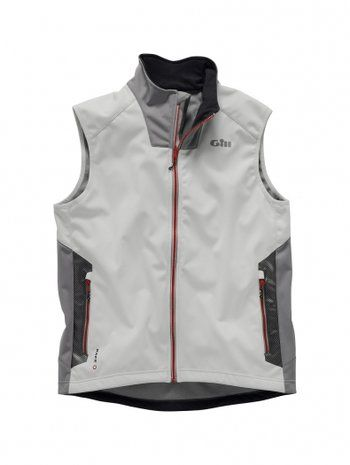 GILLギル RS04_Race Softshell Gilet 2017