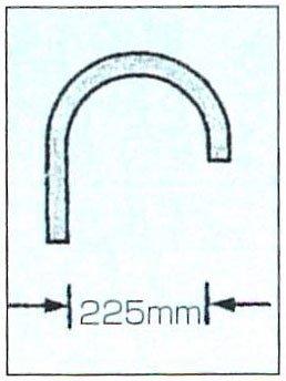 アルミラダー寸法