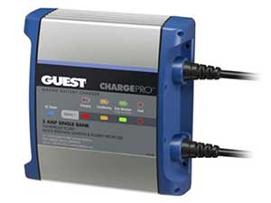ChargePro・GUESTバッテリーチャージャー 12V 5Amp #2708A