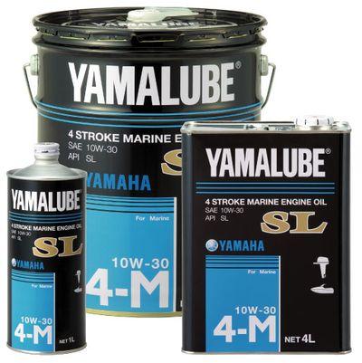 ヤマハ4サイクルエンジンオイルSL