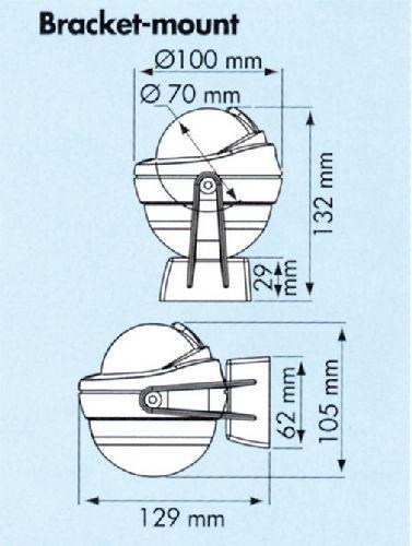 オフショア75 ブラケットタイプ/スペック